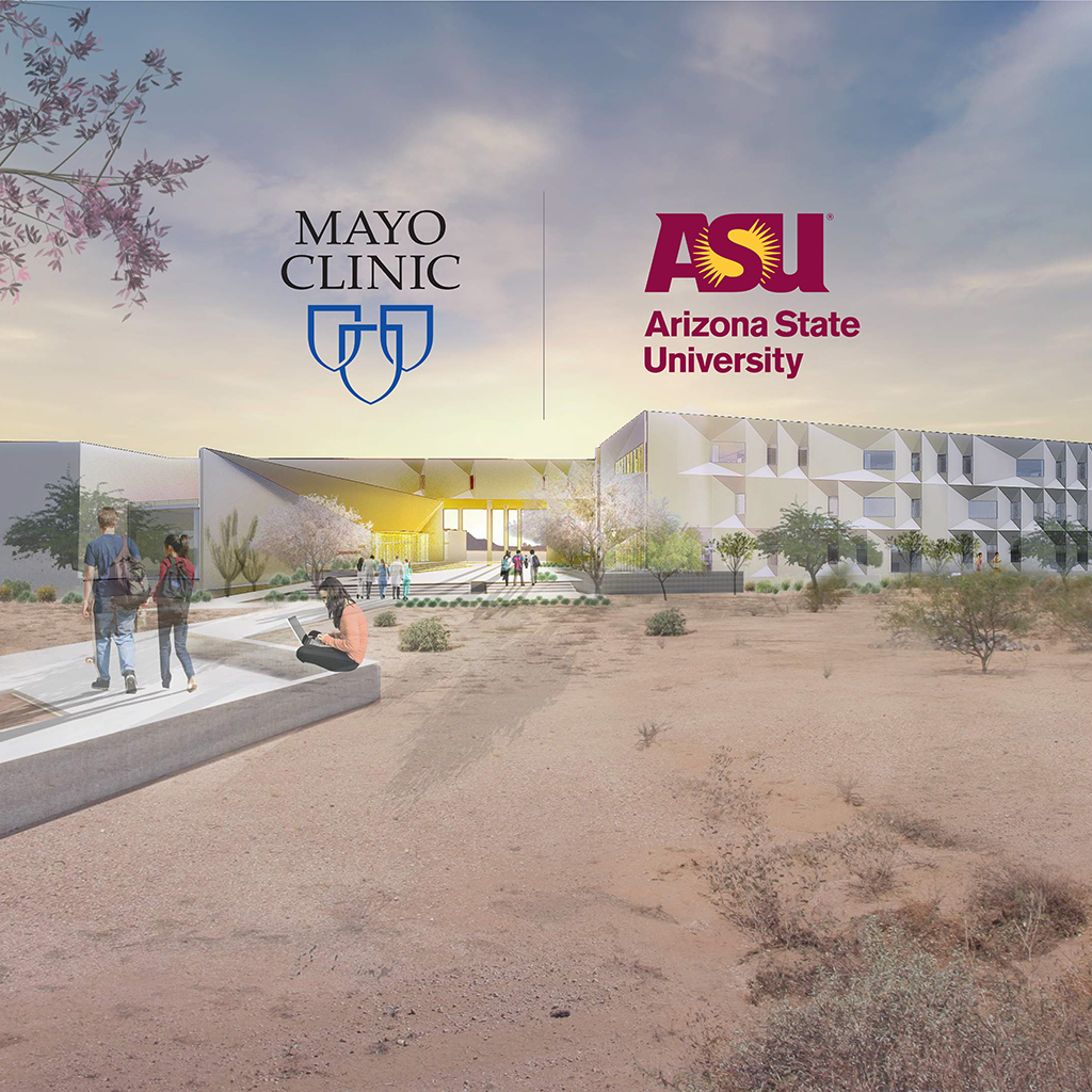 ASU and Mayo Clinic